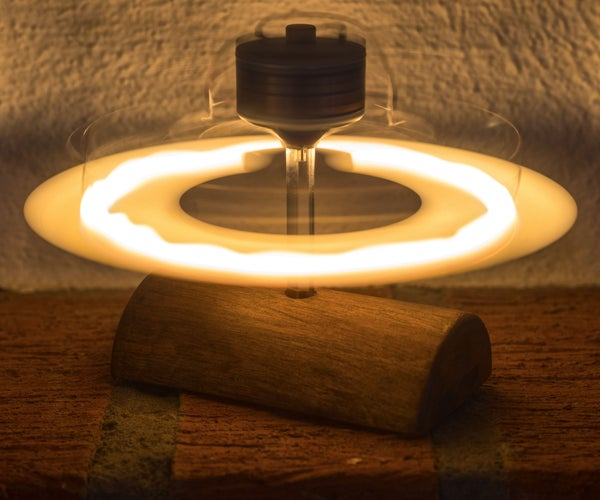 Thermoelectric Rotational Ornament