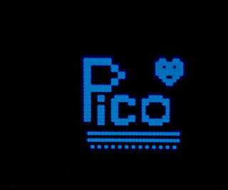Pico & SSD1306 Icons