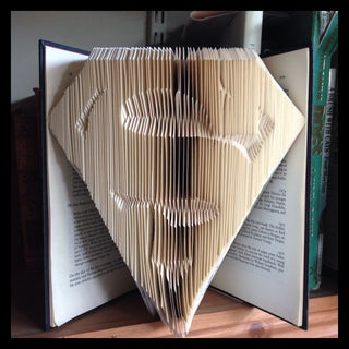 How to Make Folded Book Art Easier Using Your Computer