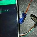 Servo Motor Controlled With BLYNK Over WiFi