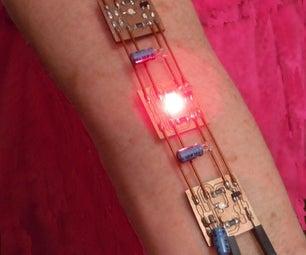 Discrete Chain Link Oscillator