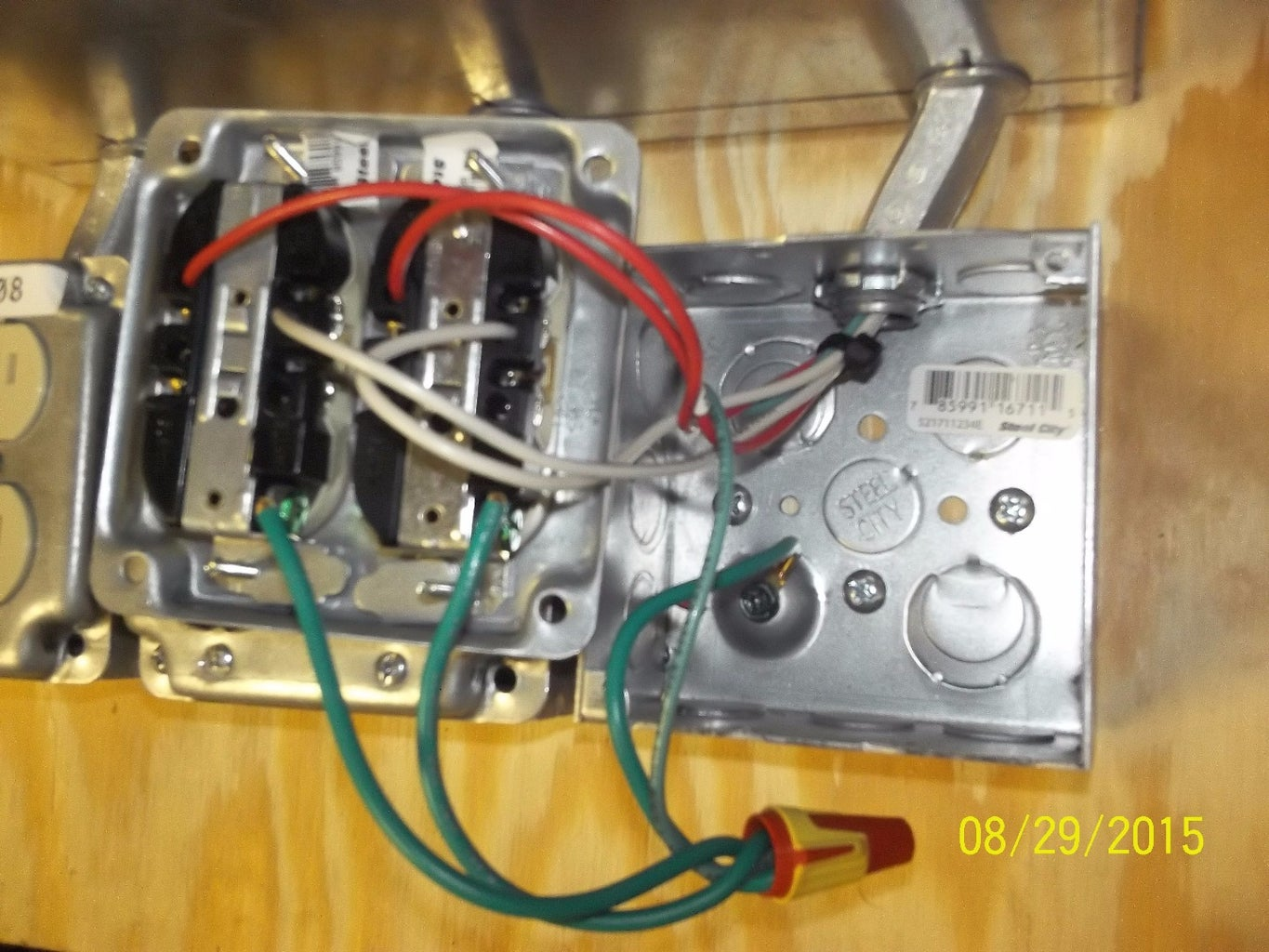 Lets Start With Hardware (Electrical Box)