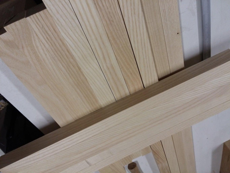 Cutting - Wood