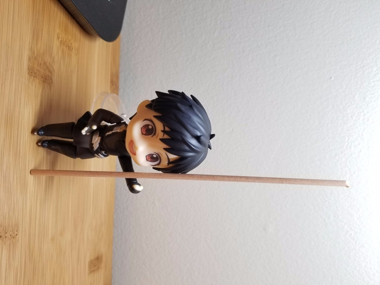 Measure & Cut Pole