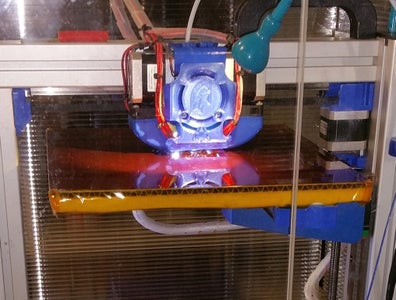 3D Printer Heated Bed Isolation (using Aerogel Blanket)