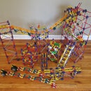 K'nex Ball Machine Rujebime, Elements
