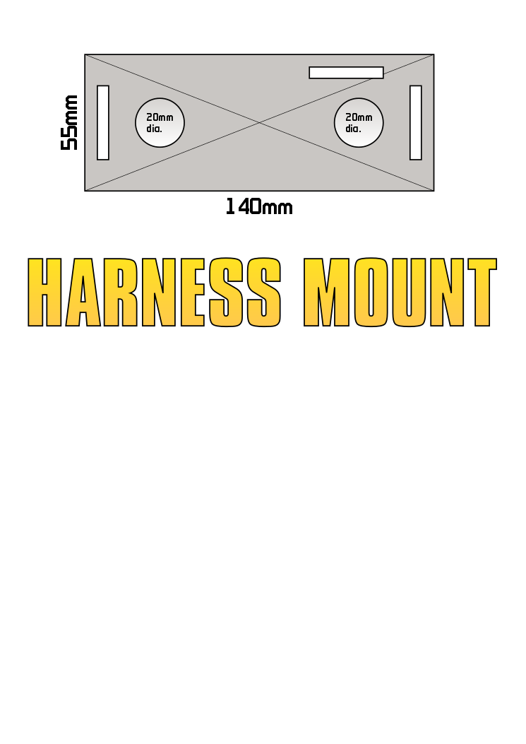 Magnetic Harness [Optional]
