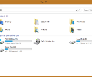 Mount Ext / Linux Partitions in Native Windows Explorer