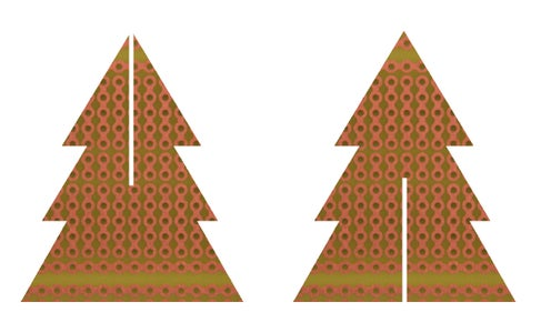 Kerstboom Uitsnijden