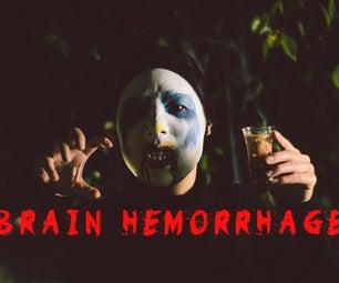 Lady Gaga Halloween Brain Hemorrhage Cocktail