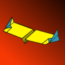 How to Make the Flying Chinook Paper Airplane Video Instructions