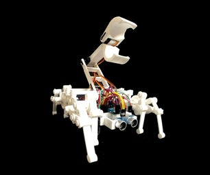 BUGS the Educational Robot