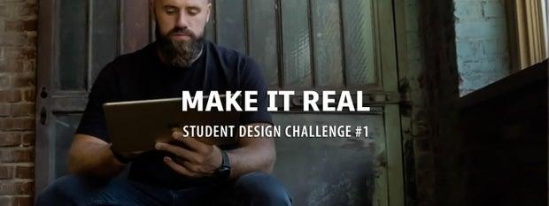Make it Real Student Design Challenge