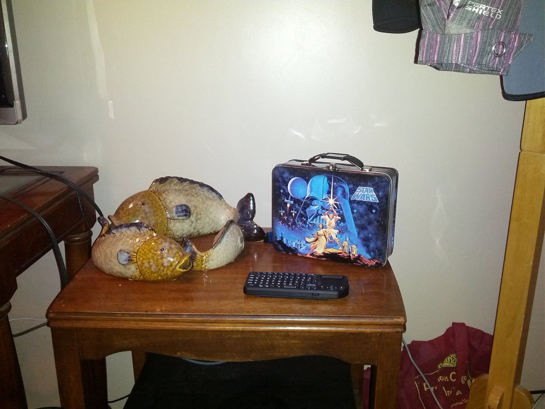 Portable XBMC Lunch Box