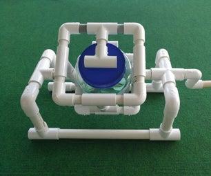 PVC Raffle Ticket Tumbler
