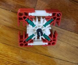 K'nex Fidget Spinner Instructions