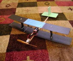Homemade Biplane