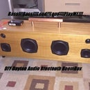 DIY Portable Bluetooth Dayton Audio BoomBox 150W-120W (ND105, ND65, TPA3116D2, CSR8630)