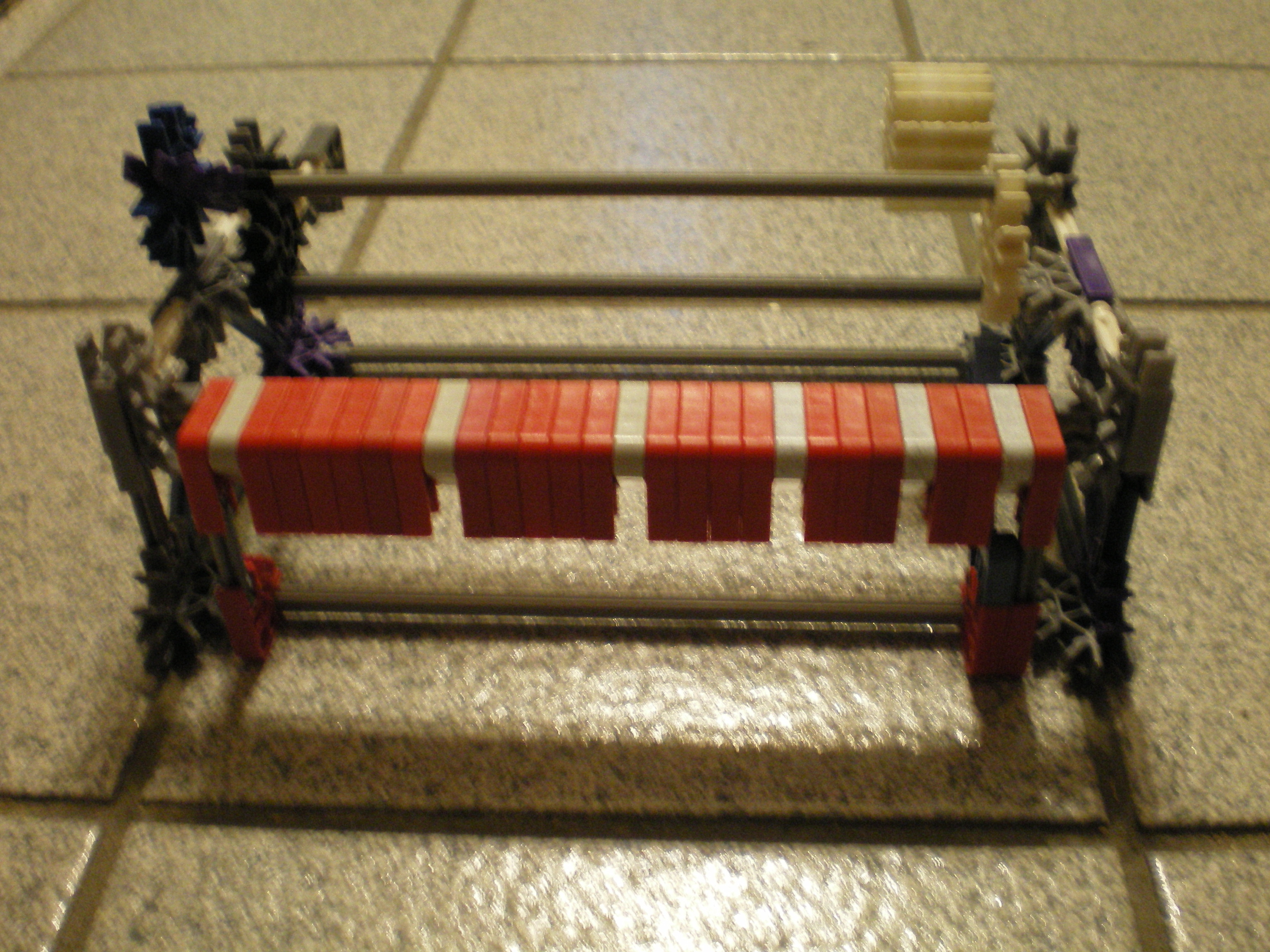 Oblivitus' K'nex Gun Force Gauge