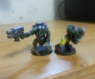 Warhammer 40,000 Model Creation Guide