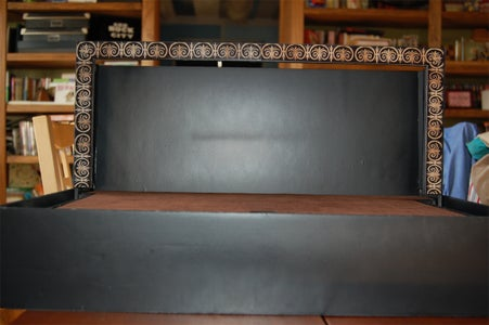The Playset Stage & Storage Box