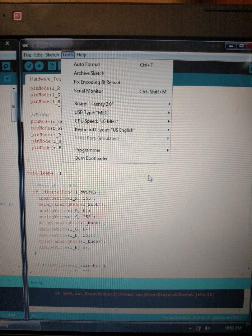 Coding It