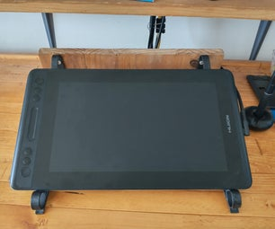 Make Your Own Digital Tablet Stand
