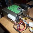 PSU to electronics power hub hack