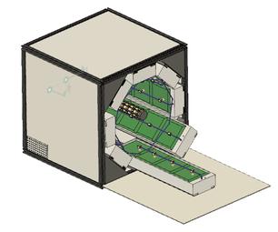 ISS Plant Habitat Design Concept