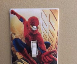 Awesome Light Switch Covers