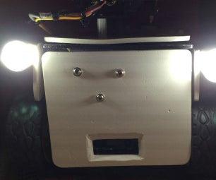 Create an FPV 4WD Robot