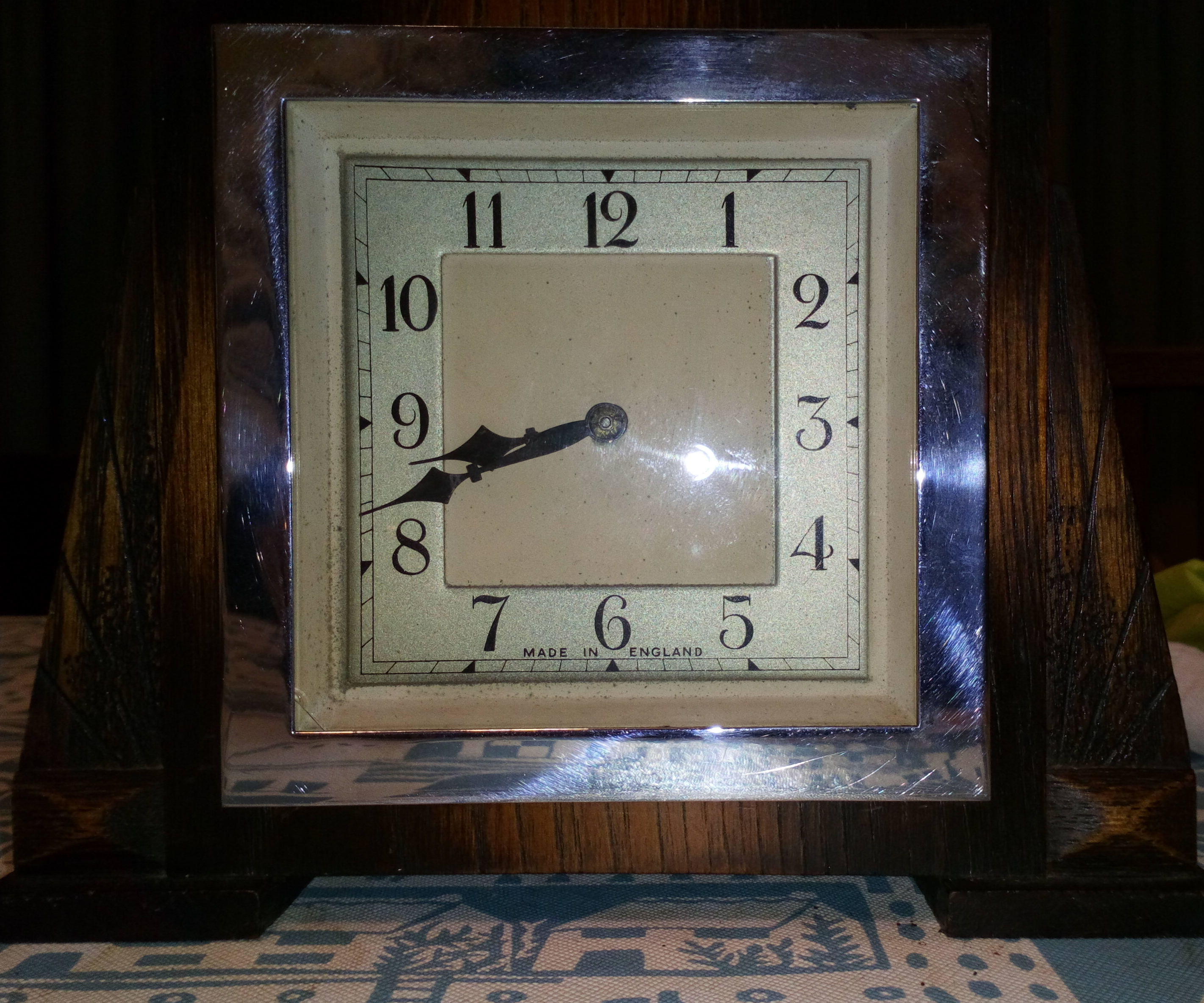 Replace Clock Works With Quartz and Keep Same Hands