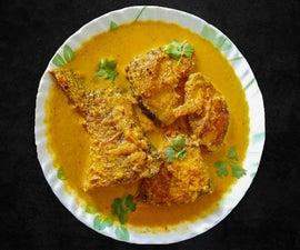 Odiya Style Mustard Fish Curry