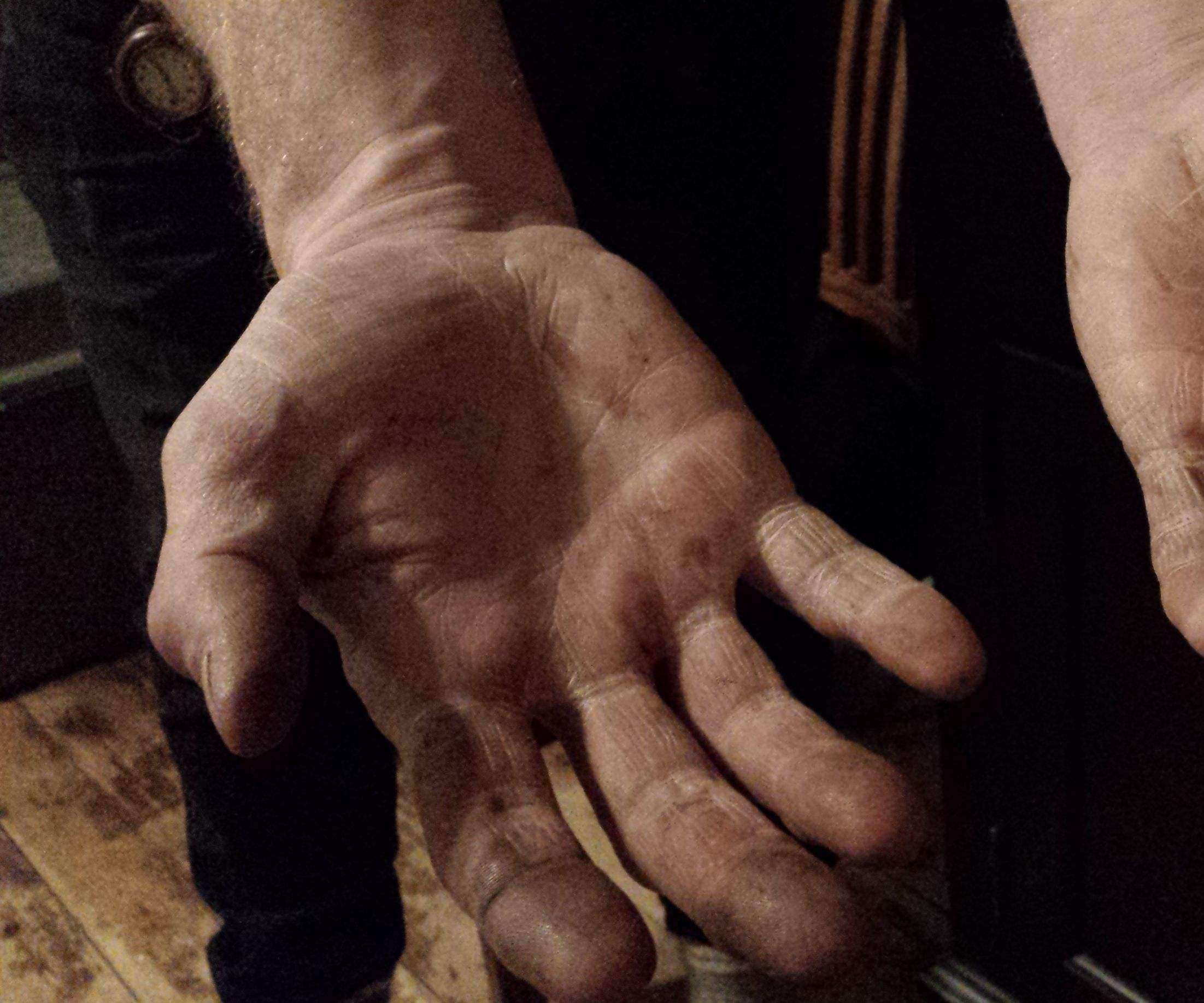 Excellent and Cheap Degreasing Hand Cleaning