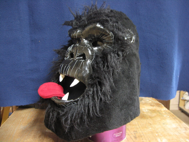 Gorilla Tape Gorilla Mask