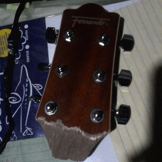 How to Repair a Broken Guitar Neck (headstock)