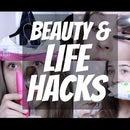 15 Life and Beauty Hacks