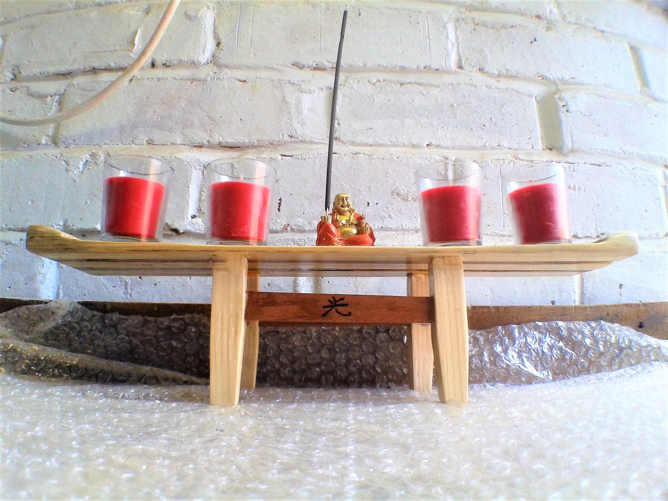 Japanese / Oriental / Asian Inspired Candle Holder