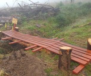 Log Pallet Bridge Introduction and Information