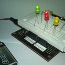 Arduino Breadboard Shield