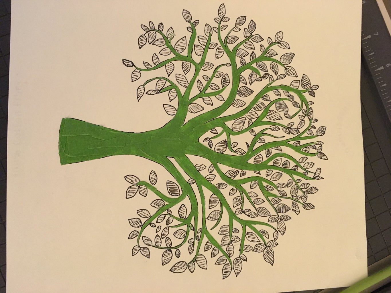 Frog Tape Tree of Life