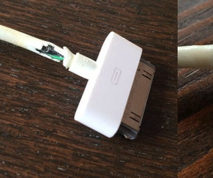 Fix a Broken IPhone Cable With InstaMorph