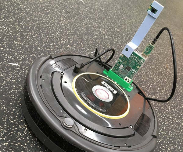 From Roomba to Rover in Just 5 Steps!