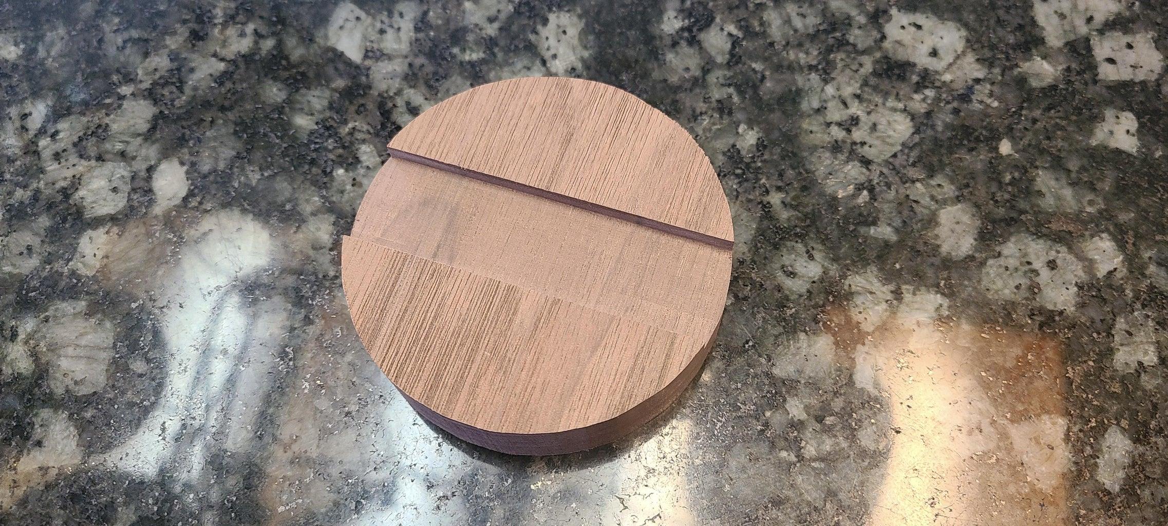 Building the End Caps