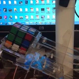 Kitables Rubisolver Rubik's Cube Solver