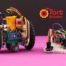 A DIY Tangible Coding Robot With Arduino, 3D Printed, and Lego-compatible Parts