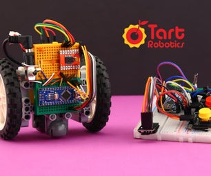 A DIY Tangible Coding Robot With Arduino, Lego, and 3D Printed Parts