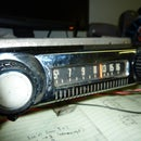 Adding Auxiliary Input (for an mp3 player) to an Old AM Truck Radio