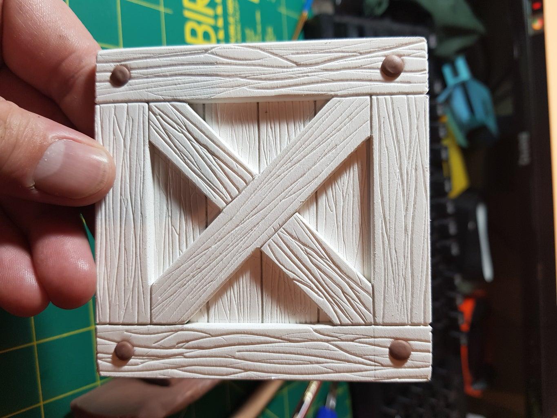 Sculpting Details