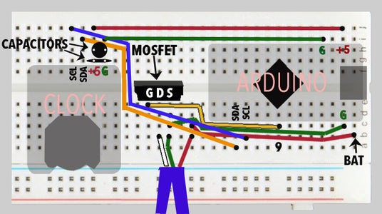 Version 2 - With Real-Time Clock Module
